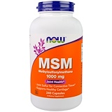 MSM Now Foods отзывы