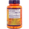 Now Foods, Sports, D-Ribose, 750 mg, 120 Veg Capsules