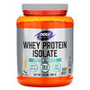 Now Foods, Sports, Whey Protein Isolate, Creamy Vanilla, 1.8 lbs (816 g)