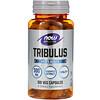 Now Foods, Tribulus, 500 mg, 100 Cápsulas Vegetais