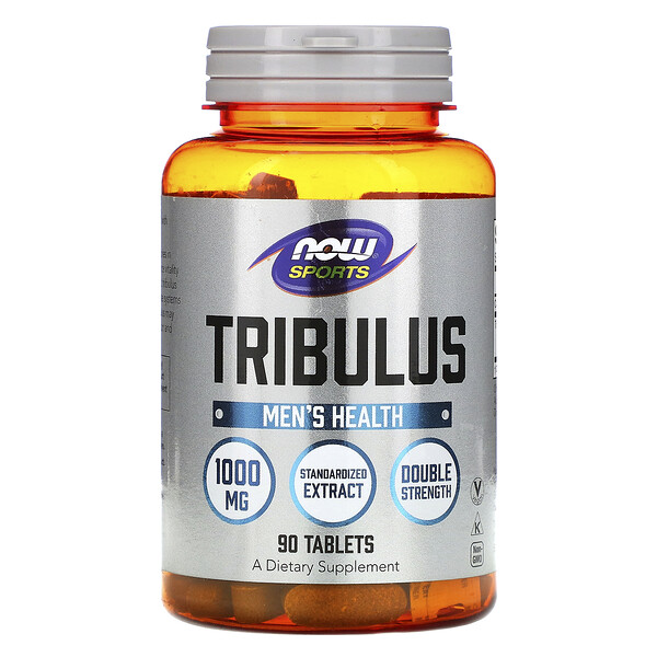 Sports, Tribulus, 1,000 mg, 90 Tablets