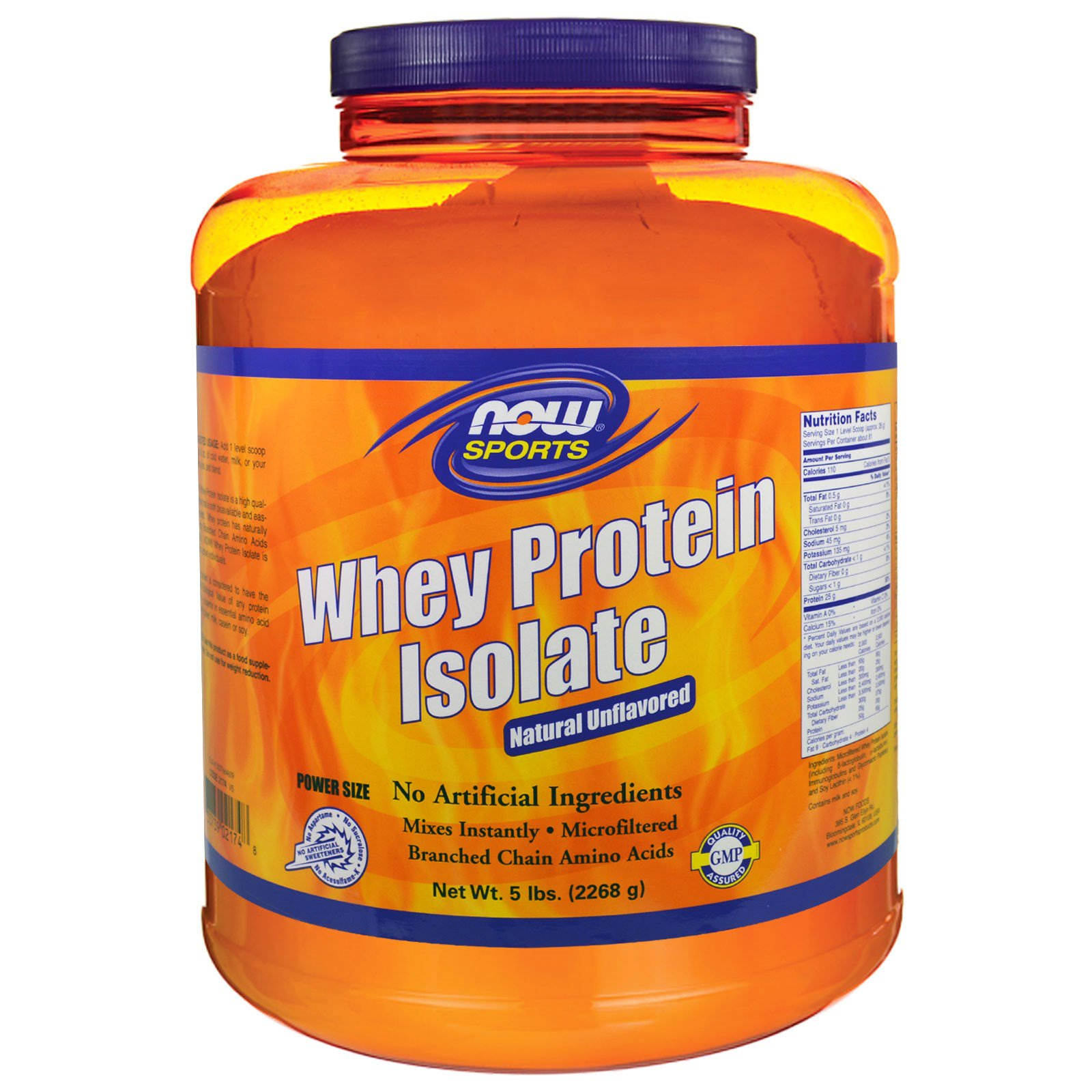 Z Natural Foods Whey Protein Concentrate