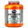 诺奥, 运动型,乳清蛋白分离物,原味,5 磅(2,268 克)