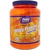 Now Foods, Sports, Premium Whey Protein, Natural Vanilla, 2 lbs (907 g)