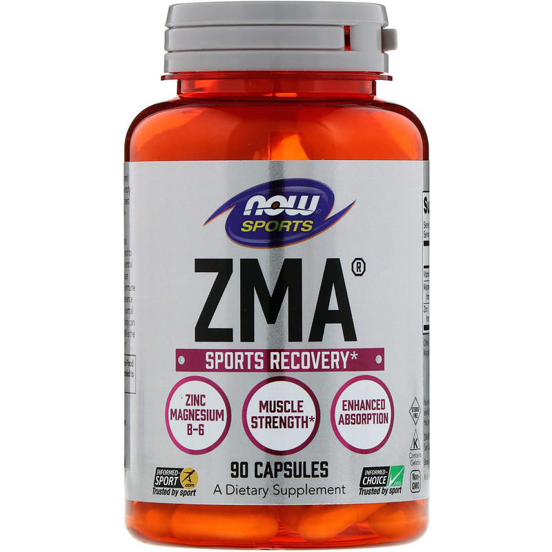 Sports, ZMA, Sports Recovery, 90 Capsules