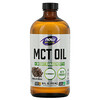 Now Foods, Sports, MCT Oil, Chocolate Mocha, 16 fl oz (473 ml)