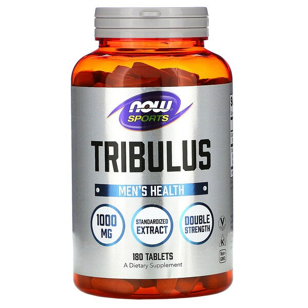Sports, Tribulus, 1,000 mg, 180 Tablets