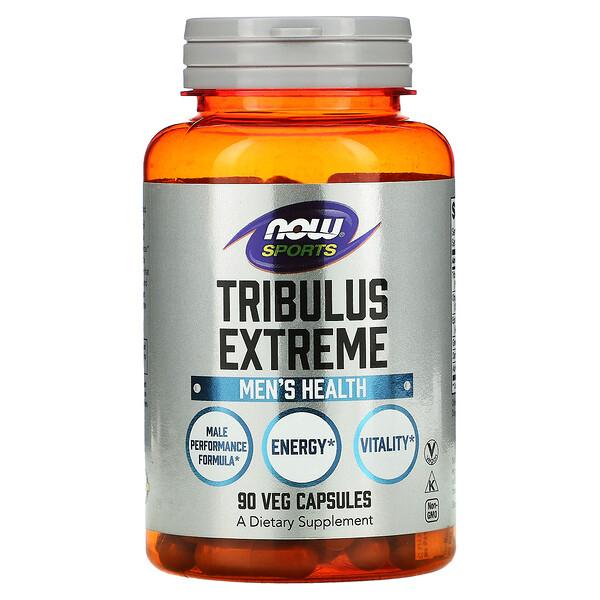 Sports, Tribulus Extreme, Men's Health, 90 Veg Capsules