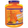 Now Foods, Whey Protein Concentrate, Natural Unflavored, 5 lbs (2268 g)