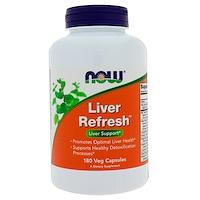 Liver Refresh, 180 вегетарианских капсул - фото