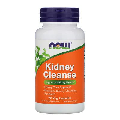 Now Foods Kidney Cleanse, 90 растительных капсул