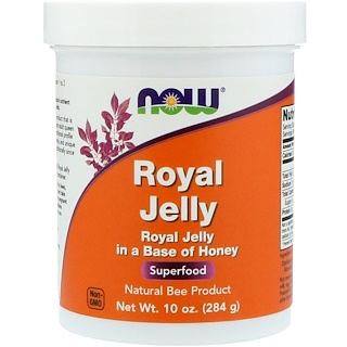 Now Foods, Geleia Real, 10 oz (284 g)