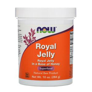 Now Foods, Royal Jelly, 10 oz (284 g) отзывы