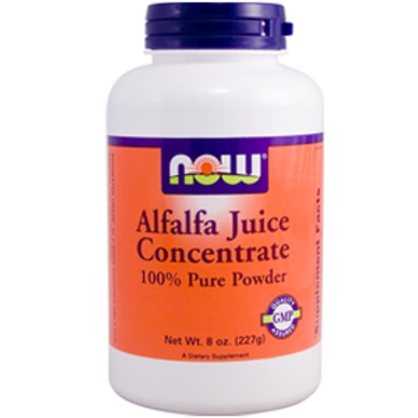 Now Foods, Alfalfa Juice Concentrate, 8 oz (227 g) (Discontinued Item)