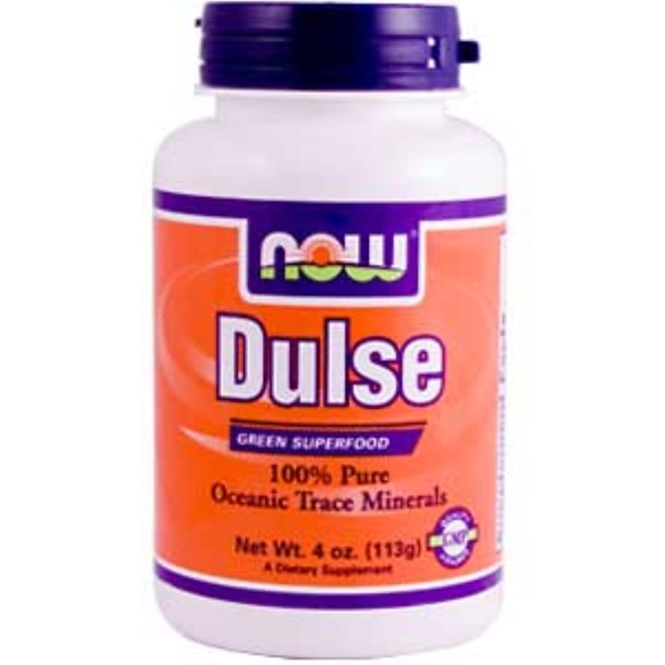 Now Foods, Dulse, 4 oz (113 g) (Discontinued Item)