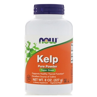 Now Foods, Kelp, Pure Powder, 8 oz (227 g)