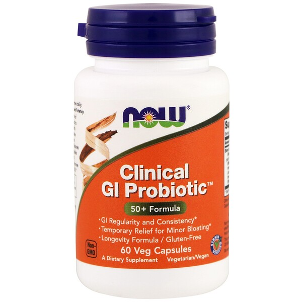 Clinical GI Probiotic, 60 Veggie Caps