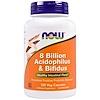 Now Foods, 8 Billion Acidophilus & Bifidus, 120 Veggie Caps