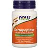 Now Foods, Serrapeptase, 60 Veg Capsules