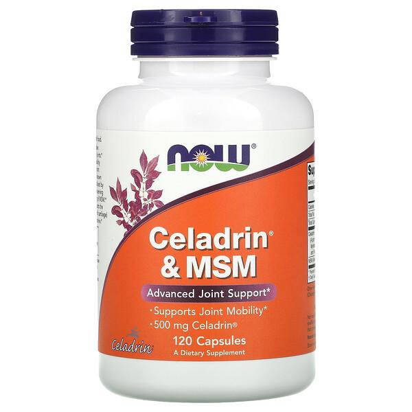Celadrin & MSM, 120 Capsules