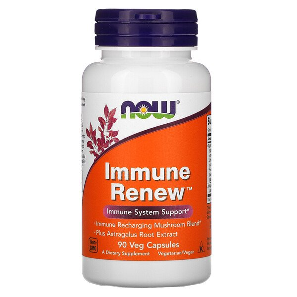 Now Foods, Immune Renew, 90 Veg Capsules