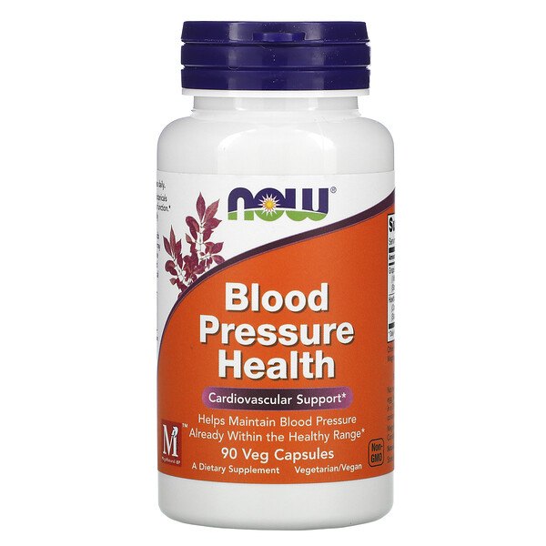 Blood Pressure Health, 90 Veg Capsules