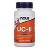 Now Foods, UC-II 關節健康,未變性 II 型膠原,120 粒素食膠囊