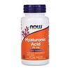 Now Foods, Ácido Hialurônico, 50 mg, 60 Cápsulas Vegetais