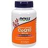 Now Foods, CoQ10, 600 mg, 60 Softgels