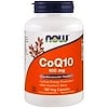 Now Foods, CoQ10, With Hawthorn Berry, 100 mg, 180 Veggie Capsules