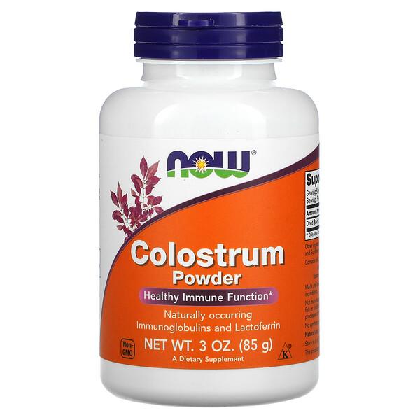 Colostrum Powder, 3 oz (85 g)