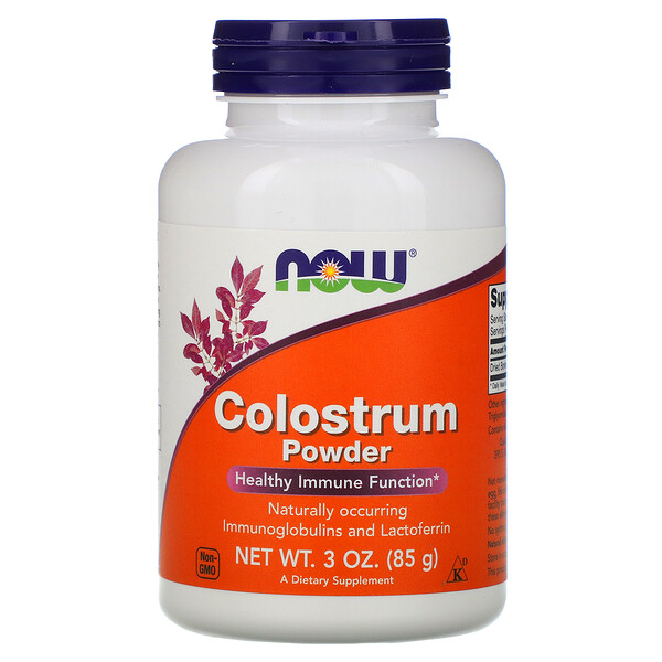 Colostrum Powder, 3 oz (85 g)