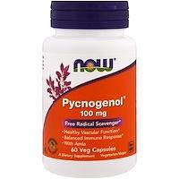 Пикногенол, 100 мг, 60 капсул - фото