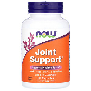Now Foods, Joint Support, 90 Capsules отзывы