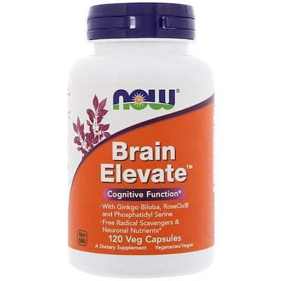 Купить Препарат для улучшения работы мозга, 120вегетарианских капсул