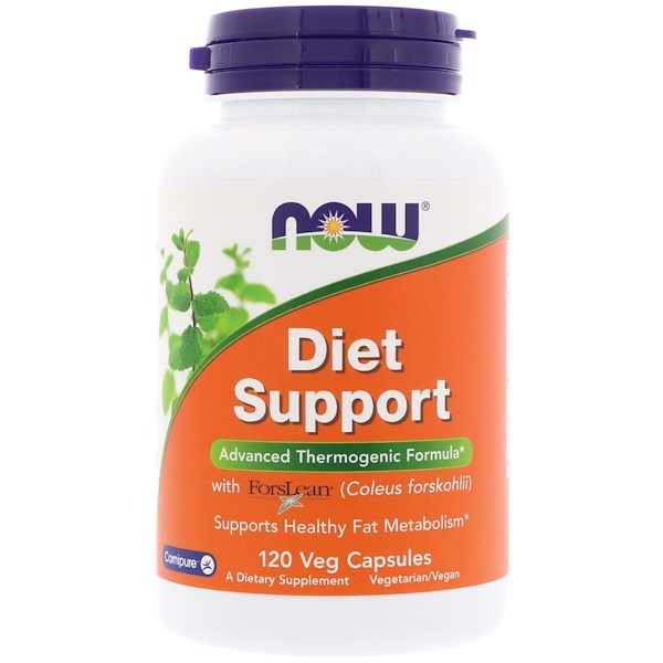 Diet Support , 120 Veg Capsules