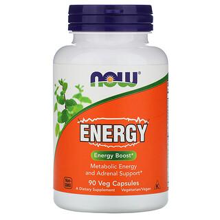 Now Foods, Energy, 90 Veg Capsules