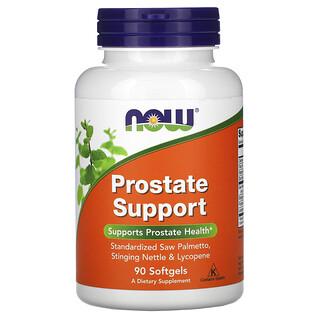 Now Foods, Prostate Support, 90мягких таблеток