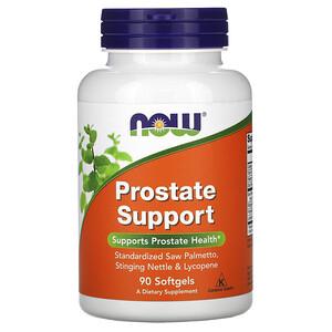Now Foods, Prostate Support, 90 Softgels отзывы