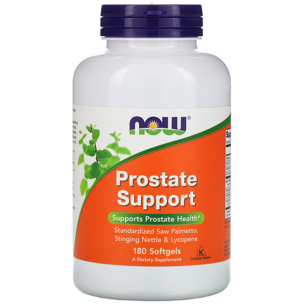 Prostate Support, 180 Softgels