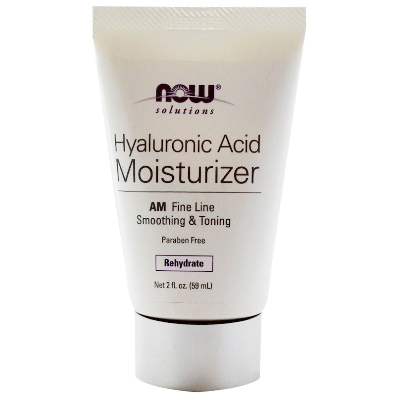 Solutions, Hyaluronic Acid Moisturizer, 2 fl oz (59 ml)