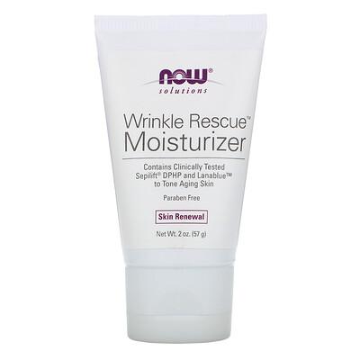 Купить Now Foods Solutions, увлажняющее средство против морщин, для зрелой кожи, 2 унции (57 г)