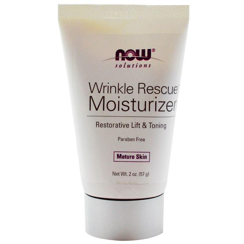 Solutions, Wrinkle Rescue Moisturizer, 2 oz (57 g)