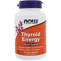Thyroid Energy, 90растительных капсул - фото