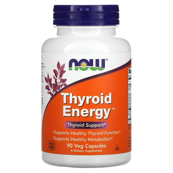 Thyroid Energy, 90 Veg Capsules