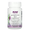 Now Foods, Solutions, Glutathione Skin Brightener, 30 Veg Capsules