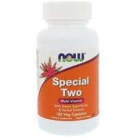 Special Two, Multi Vitamin, 120 Veg Capsules - фото