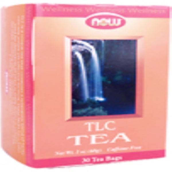 Now Foods, TLC Tea, Caffeine Free, 30 Tea Bags (Discontinued Item)