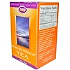 Now Foods, Heavenly Hibiscus Tea, Caffeine Free, 30 Tea Bags, 2 oz (60 g) (Discontinued Item)
