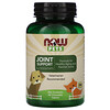 Now Foods, Pets, Joint Support for Dogs/Cats, 90 Chewable Tablets